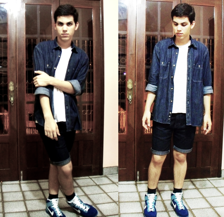 Look do dia – jeans – queromuitotudoisso 2e0ea54839c49